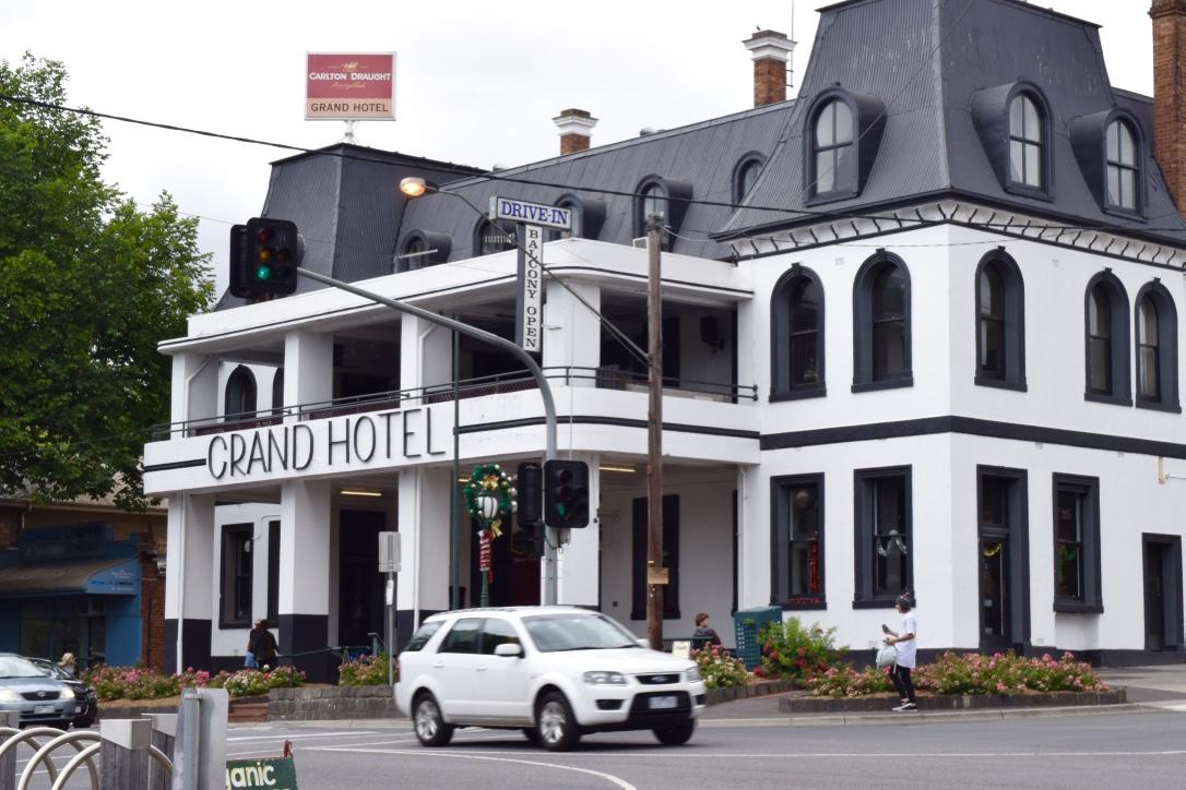 Healesville Yarra Valley