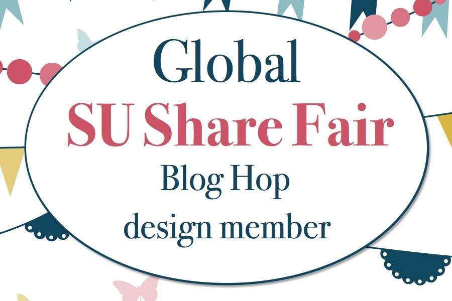 Global SU Share Fair Design Member