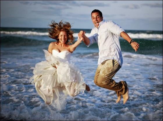 بالصور أجدد صيحات التصوير في صور الزفاف صور مبتكره ورائعه جدا 15 10/3/2014 - 2:31 ص