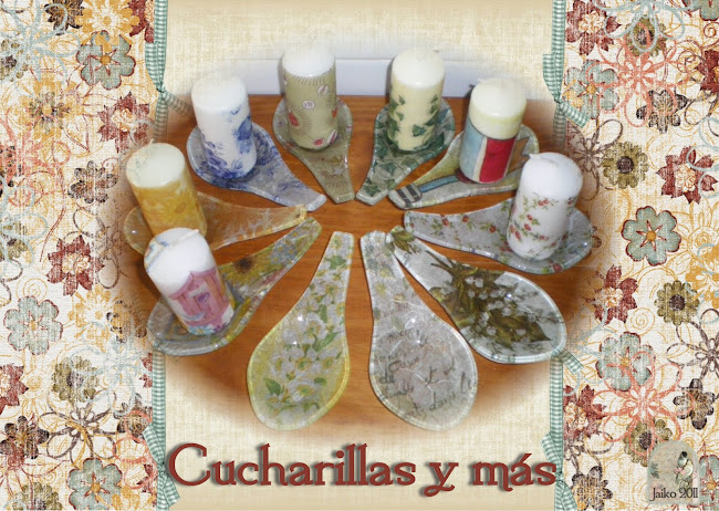 CUCHARILLAS Y MÁS.......