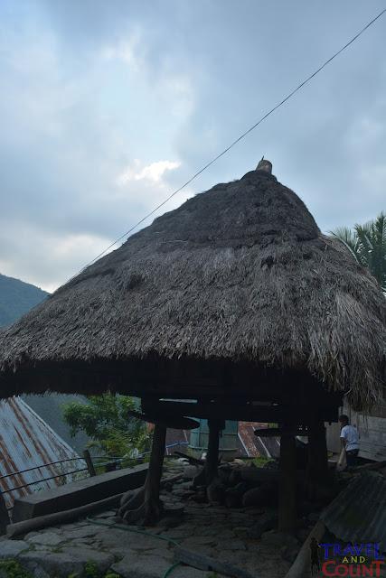 Ifugao Hut at Ramon's Homestay, Batad
