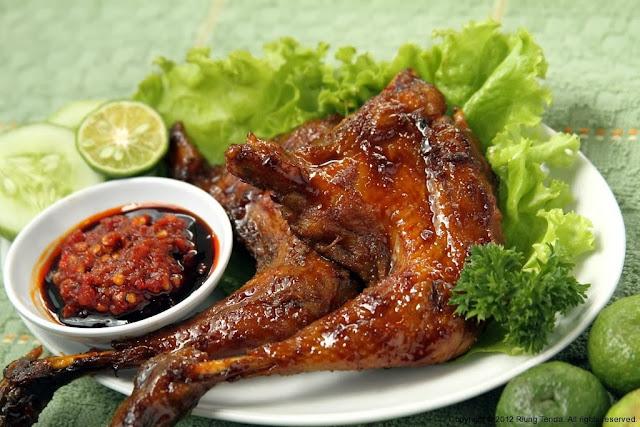 Resep Ayam bakar Kalasan Mudah dan Praktis