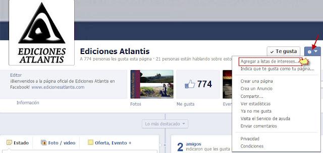 Cómo suscribirte a actualizaciones de Páginas de Facebook