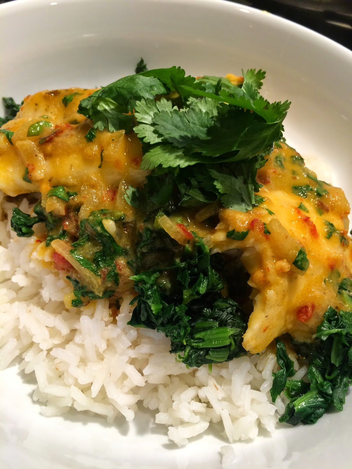Thai-Style Halibut And Banana Curry With Peanuts Recipes — Dishmaps