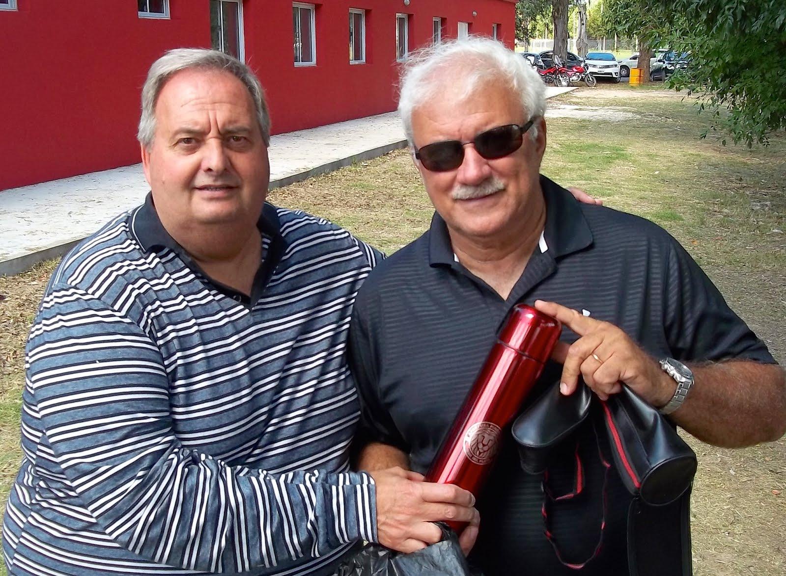 Reconocimiento al dirigente Juan José Calderon