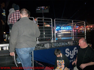 WrestleMania XXIX 29 Axxess Brodus Clay