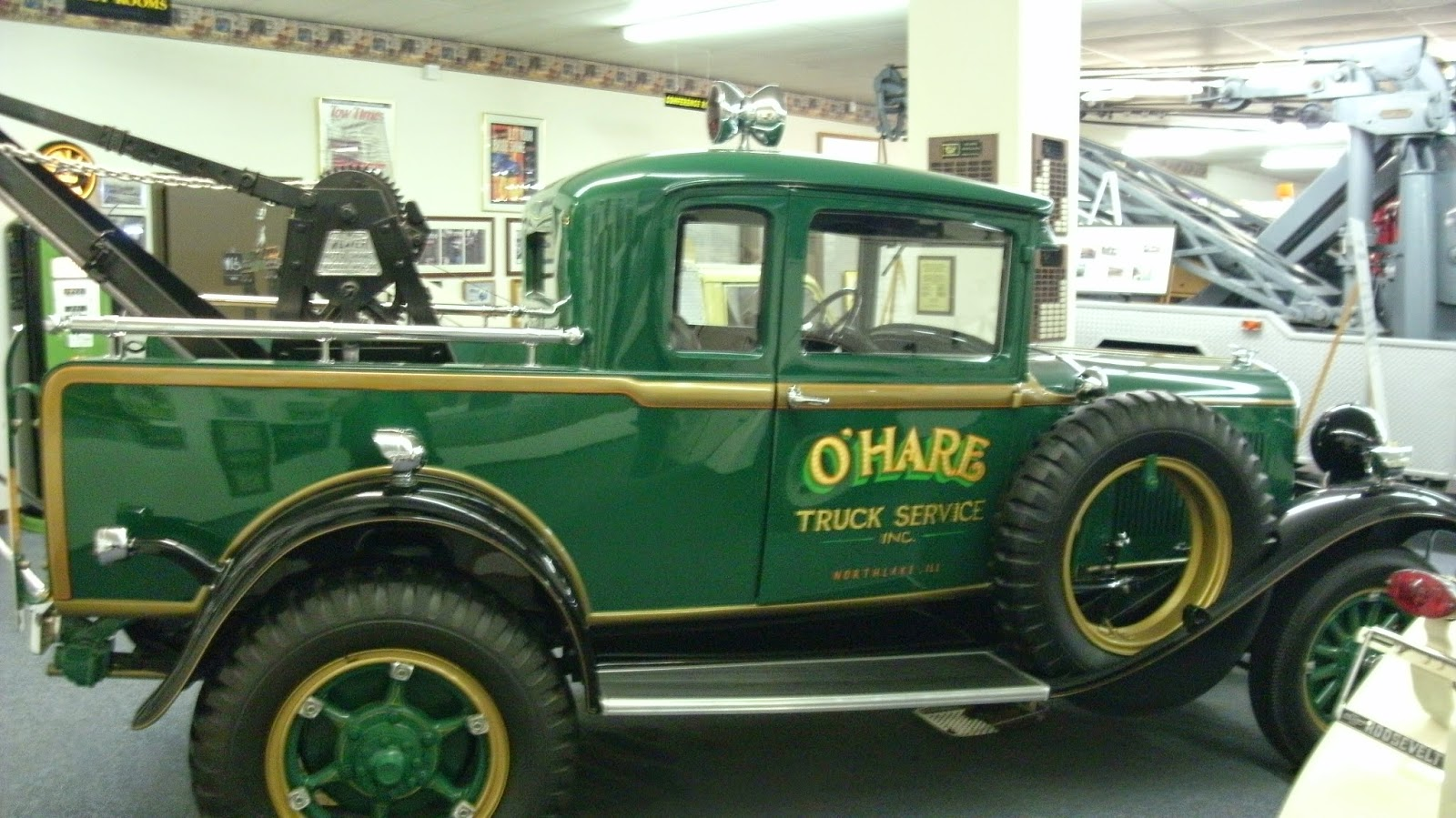 Carhunter International Towing And Recovery Museum