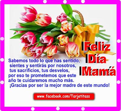 Poemas a mam el dia de la madre - Que regalar a tu madre por su cumpleanos ...