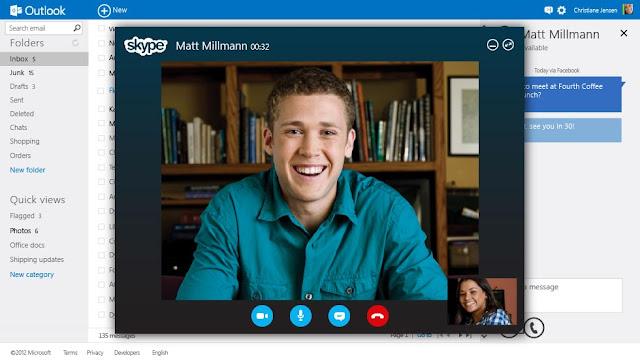 Microsoft reinventa Hotmail con una nueva imagen, bienvenidos a Outlook.com