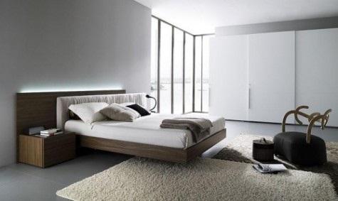 Dormitorio moderno hombre: diseño de habitaciones para hombres ...