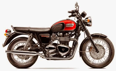 Triumph Bonneville T100 Performance and Mileage
