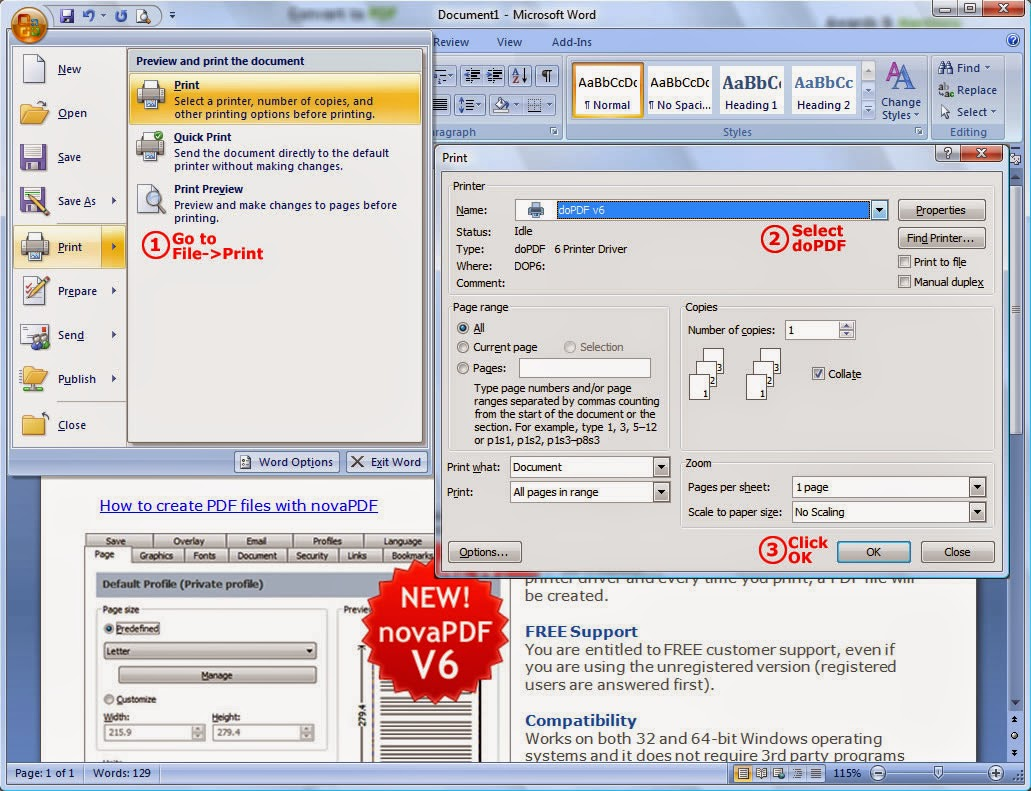 do pdf software download for windows 7