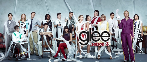 glees3 CRITIQUE : SEASON PREMIERE GLEE SAISON 3