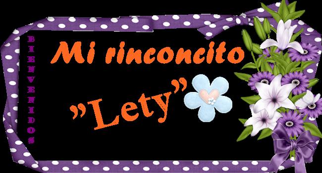 Mi rinconcito, ♥ Lety♥