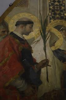 Niccolò Barabino Painter Florence Italy