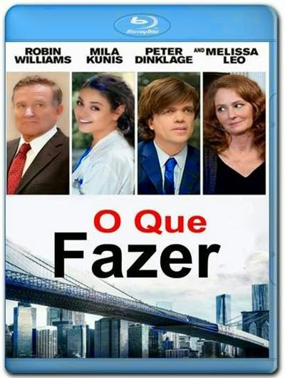 O Que Fazer AVI BDRip Dual Audio + Bluray 720p e 1080p