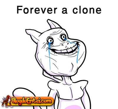 mewtwo meme forever alone