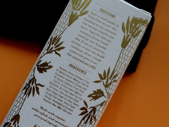 Kypris Inflorescence Body Elixir
