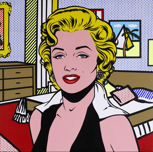 roy lichtenstein art photo photos images riostro. Black Bedroom Furniture Sets. Home Design Ideas