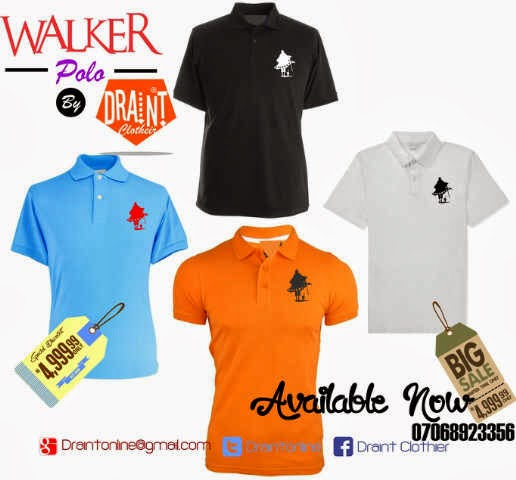 Walker Tees by Draint