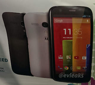 Motorola to release most cheap Moto X smart phone called Moto G on 13th November, only thing is that it run on Android 4.3 Jelly Bean