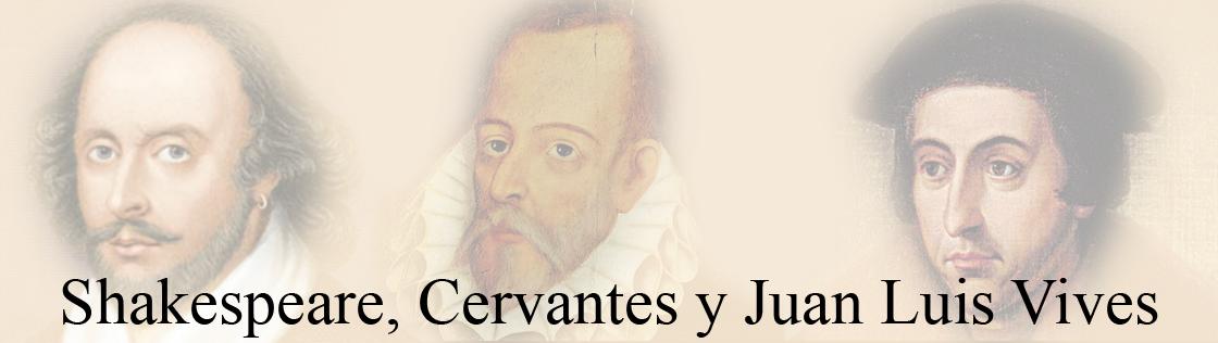 Shakespeare y Cervantes
