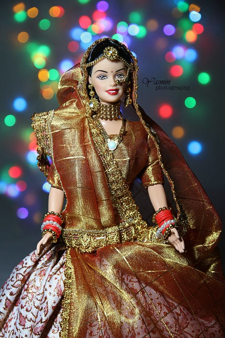 Indian Bride Barbie HD wallpapers Free Download