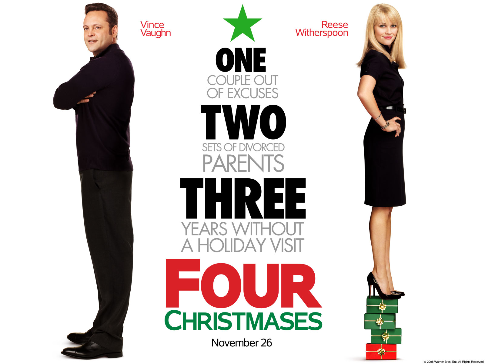 Image result for four christmases quotes