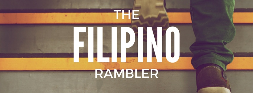 The Filipino Rambler