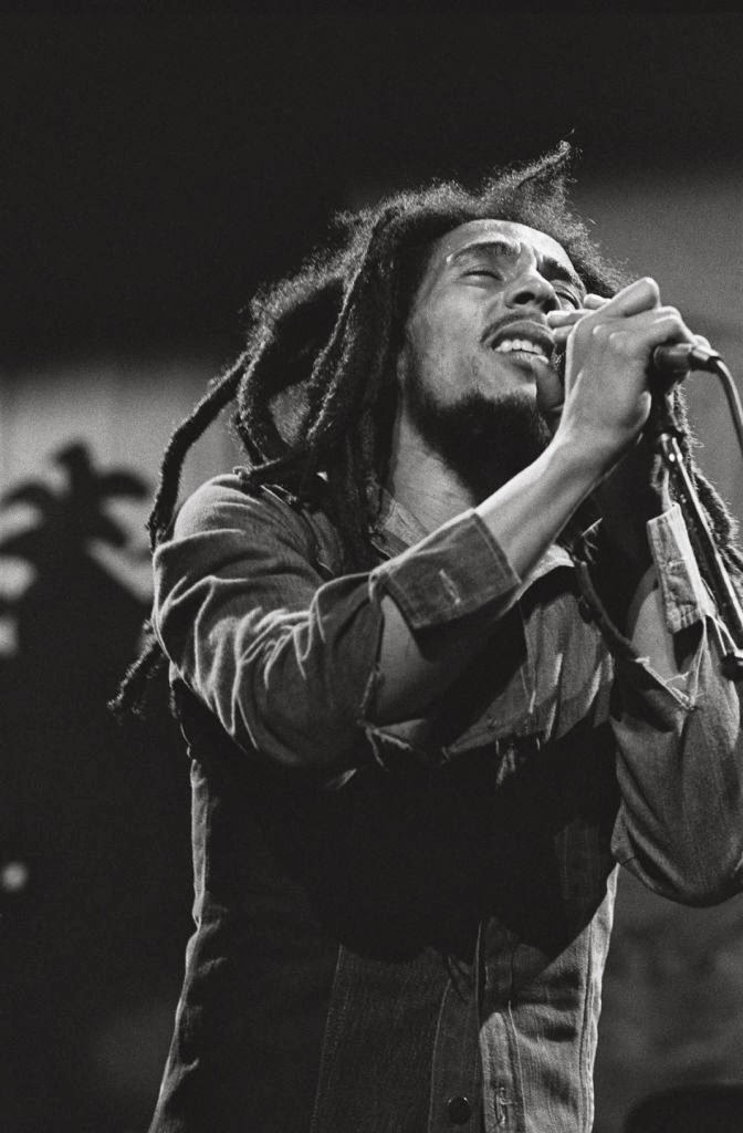 Com presents Bob Marley Live