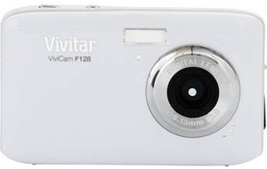 Vivitar ViviCam F128 Digital Camera