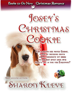 http://www.amazon.com/Joseys-Christmas-Cookie-Sharon-Kleve-ebook/dp/B00ACLW8QQ/ref=sr_1_10?ie=UTF8&qid=1421687334&sr=8-10&keywords=sharon+kleve