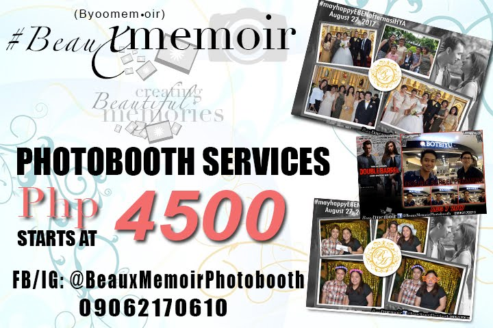 Baux Memoir Photobooth