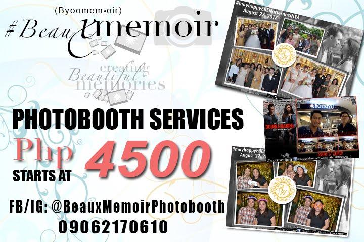 Baux Memoir Photobooth