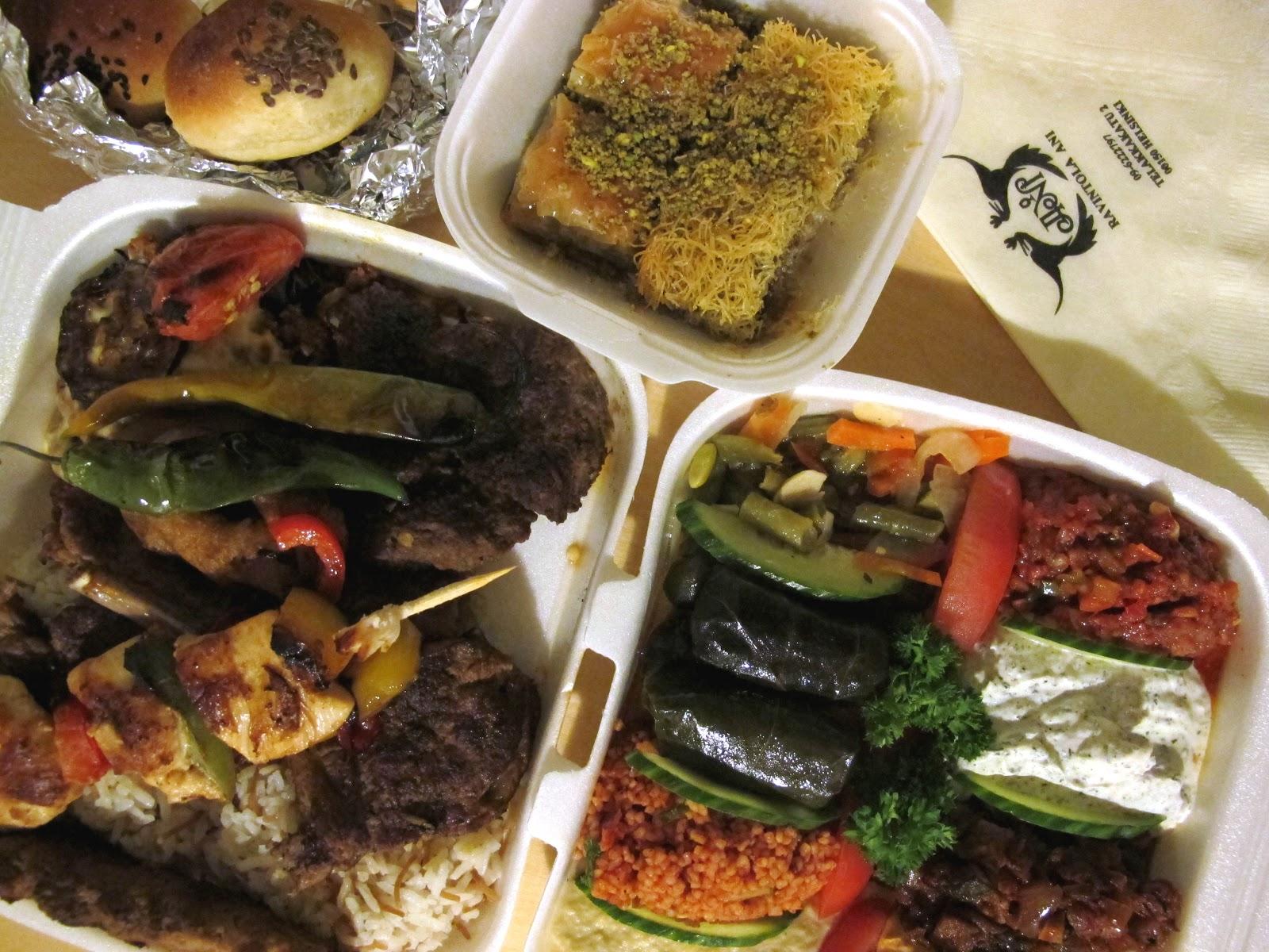 Turkkilainen ravintola