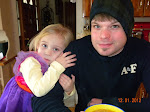 Daddy Sean and sweet Annia