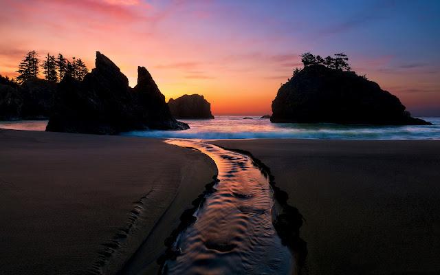 Fotos de playas, imágenes de playas, paisajes de playas