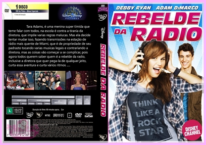 Filme Rebelde do Rádio
