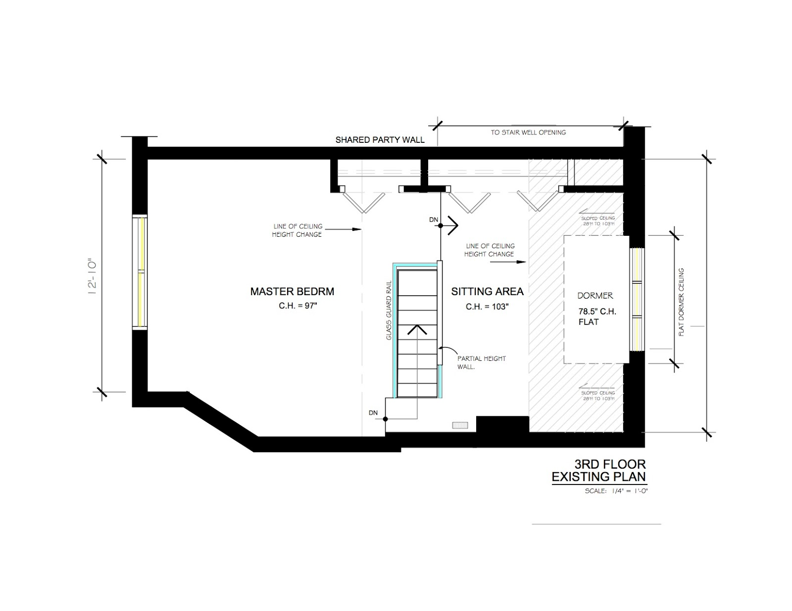 before plan master suite - Planning An Ensuite
