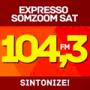 Rádio Expresso SomZoom SAT FM 104,3