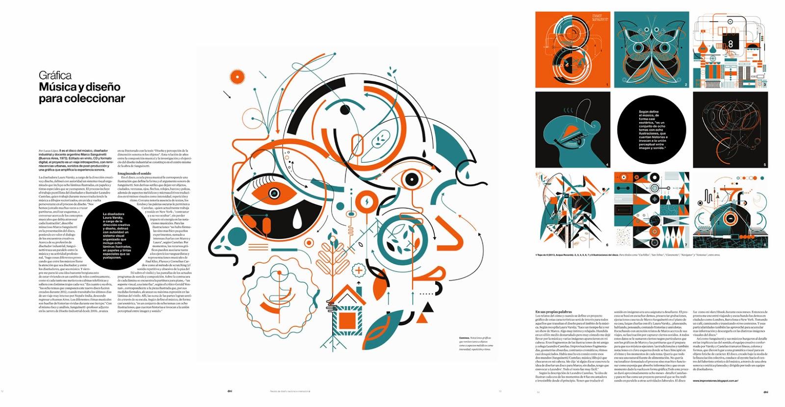 Marco Sanguinetti Music: El diseño de 8 en DNI Clarín