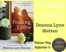 Finding Libbie Release Day Blitz