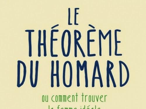 Le Théorème du Homard de Graeme Simsion