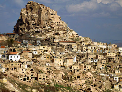 (Turkey) - Cappadocia - Land of fairy chimneys