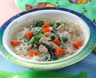 Resep Membuat Sup Bihun Ayam