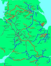 Jim Sheads Waterways Map