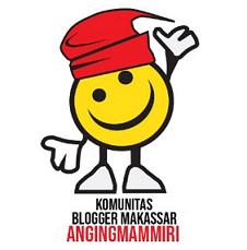 Blogger Makassar Anging Mammiri