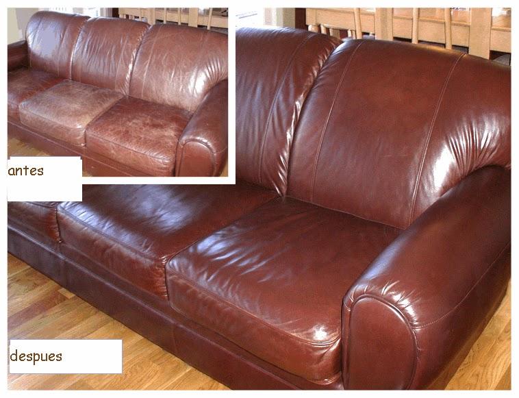 Te ido muebles de cuero restauracion reparacion te ido de - Aceite para muebles ...
