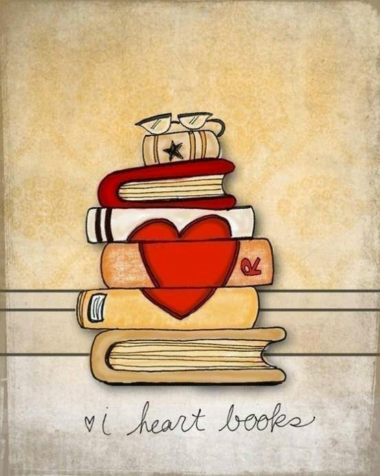 desenho livros