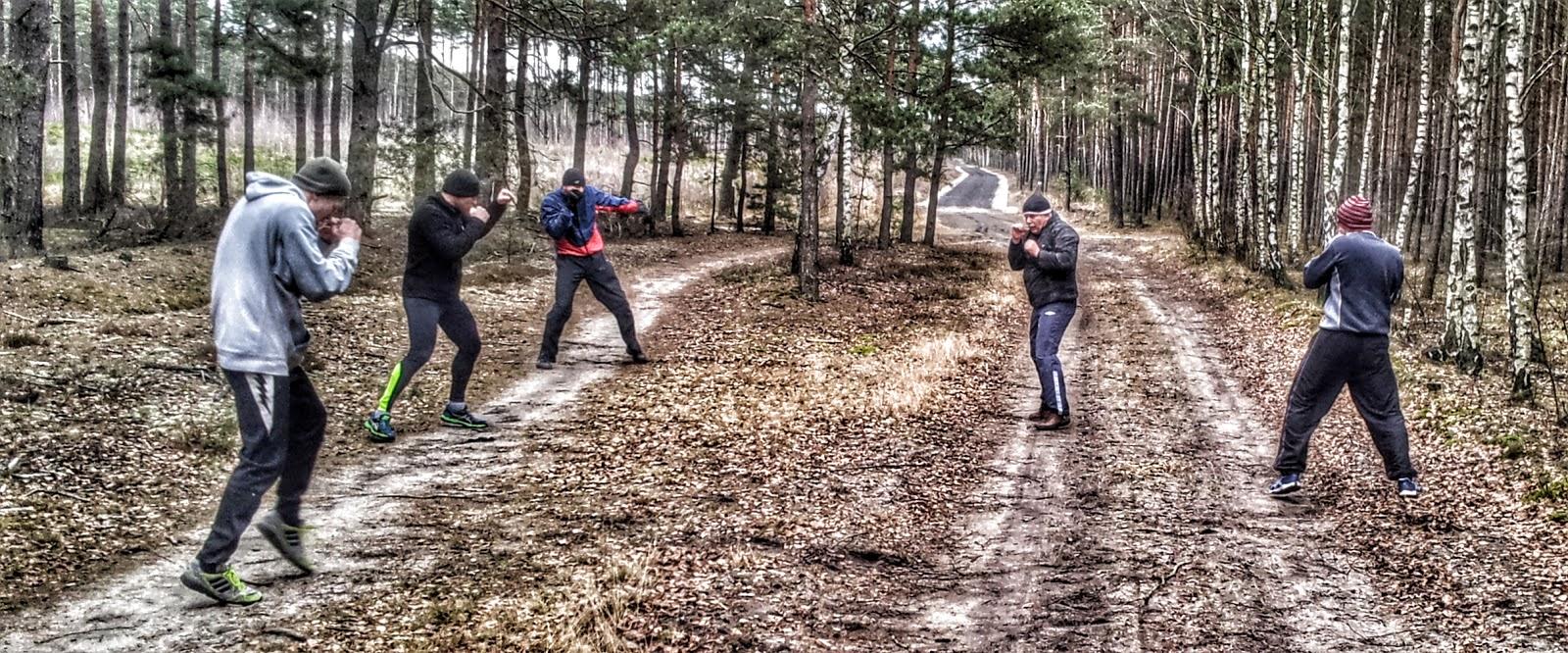 kickboxing, muay thai, boks, trening, sport, Zielona Góra, Zielonogórzanie